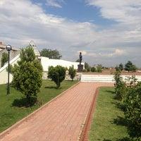 6/3/2013 tarihinde Cihan Ş.ziyaretçi tarafından Şükrü Paşa Anıtı'de çekilen fotoğraf