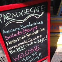 Photo taken at Paradise Cafe by Edwin v. on 3/20/2013