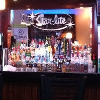Photo taken at Star-lite Dining & Lounge by Ellie B. on 2/7/2013