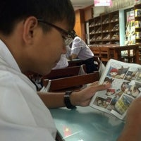 Photo taken at Library Room, NTUN. by Sung W. on 1/30/2013
