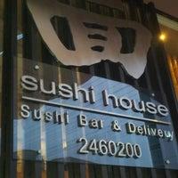 Foto tomada en Sushi House por Jorge M. el 1/24/2013