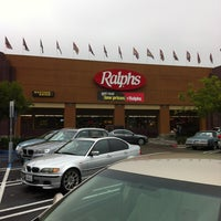 Photo taken at Ralphs by Chris C. on 1/26/2013