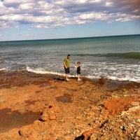 Foto tomada en Playa La Renega por Isabel L. el 3/30/2013