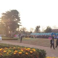 Photo taken at Ramkamheang University, Prachinburi Campus by Parinda P. on 1/17/2014