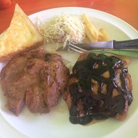 Photo taken at Mr.Grill by Parinda P. on 8/18/2014