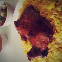 Photo taken at Restoran Al Barakah (Arabic Cuisine) by Kerl M. on 10/1/2013