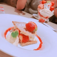 Photo taken at Denny's by まむ on 1/12/2018