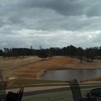 Photo taken at Carolina Golf Club by John H. on 3/11/2013