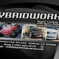 Photo taken at Hybridworks - Automotive Services by Eldon P. on 12/8/2015