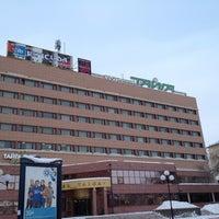 Photo taken at Тайга by Артем П. on 1/29/2013