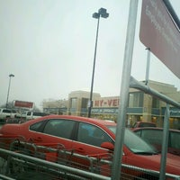 Photo taken at Hy-Vee by Christina P. on 1/27/2013