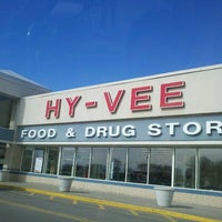 Photo taken at Hy-Vee by Christina P. on 2/12/2013