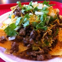 Photo taken at Alfredo's Mexican Food (S. 14th) by Jeramie on 12/22/2012