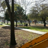 Photo taken at Parque Mariano Escobedo by Gustavo R. on 2/2/2013