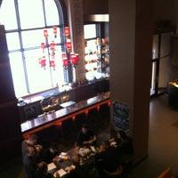 Photo taken at B&O American Brasserie by Scott W. on 10/10/2012