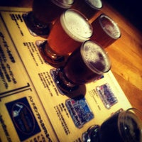 Photo taken at Nakameguro Taproom by Megumi M. on 4/7/2013
