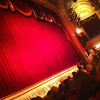 Photo taken at The Walter Kerr Theatre by Sasha S. on 1/31/2013