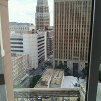 Photo taken at Courtyard San Antonio Riverwalk by Michele N. on 5/11/2013