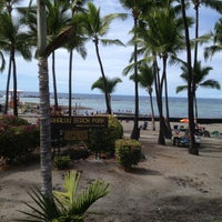 Photo taken at Outrigger Keauhou Beach Resort by Trisha on 1/31/2013