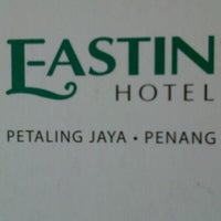 Photo taken at Eastin Hotel by Amal C. on 3/1/2013
