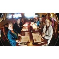 Photo taken at Boston Pizza by Shea R. on 4/6/2014
