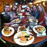 Photo taken at Boston Pizza by Shea R. on 1/12/2014