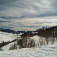 Photo taken at Gothic, CO by Jessy R. on 2/17/2013