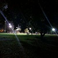 Photo taken at Gillis Park by Jim D. on 9/9/2016