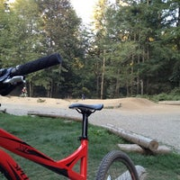 Photo taken at Duthie Hill Mountain Bike Park by David C. on 10/6/2012