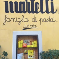 Photo taken at Pastificio Martelli by Matthias L. on 10/31/2014
