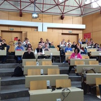 Photo taken at Internef-Unil by Matthias L. on 4/12/2014