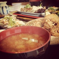 Photo taken at Tanto Japanese Dining by Andre S. on 10/30/2012