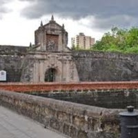 Foto tirada no(a) Fort Santiago por Tour d' Horizon F. em 2/22/2013