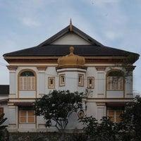 Photo taken at Masjid hiliran by Zaza :) on 6/17/2014