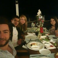 Photo taken at Crystal Restaurant by Ebubekir A. on 5/9/2015