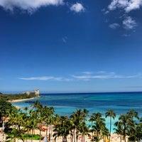 Photo taken at Waikīkī Beach by Tancho S. on 5/11/2013