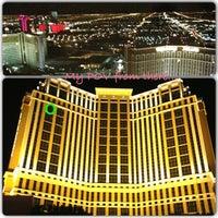 2/24/2013 tarihinde Tancho S.ziyaretçi tarafından The Palazzo Resort Hotel & Casino'de çekilen fotoğraf