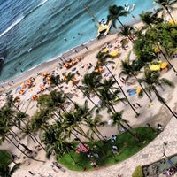 Photo taken at Waikīkī Beach by Tancho S. on 5/3/2013