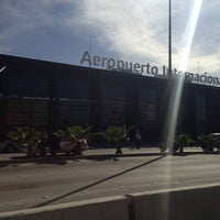 Photo taken at Aeropuerto Internacional de Tijuana (TIJ) by Daniel G. on 2/27/2013