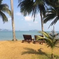 Photo taken at Koh Yao Island Resort by Anita Š. on 3/24/2015