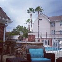 Photo taken at Residence Inn Tampa Sabal Park/Brandon by Антон Ш. on 12/21/2014