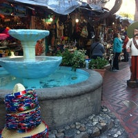 Photo taken at Olvera Street by NeunG on 2/25/2013