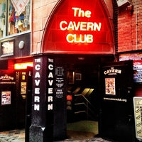 Photo taken at The Cavern Club by Mariana B. on 2/6/2013