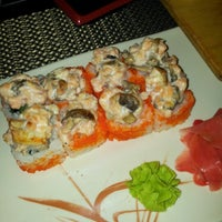 Photo taken at Wasabi by Полина М. on 3/1/2013