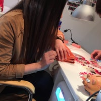 Photo taken at G-Nail Beauty - Naildesign * Cosmetics * Lashes * Pedicure by Sule★ on 3/14/2016