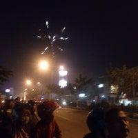 Photo taken at Jalan Ir. H. Juanda by Aris H. on 12/31/2013
