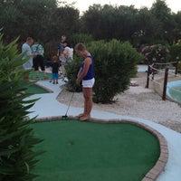 Photo taken at Fantasy Mini Golf by Vint P. on 6/16/2013