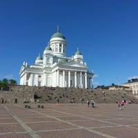 Photo taken at Aleksanterinkatu 46 by Sergey Z. on 5/25/2013