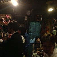 Photo taken at ゴールデン街 NaNa by Frankie B. on 9/22/2013