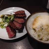 4/30/2014にFrankie B.が牛たん炭焼 利久 多賀城店で撮った写真